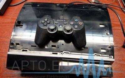 Czyszczenie chłodzenia PlayStation Xbox