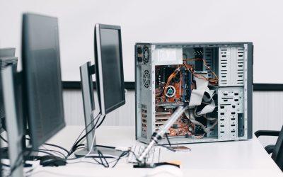 Komputery stacjonarne typu PC w mieście Lublin