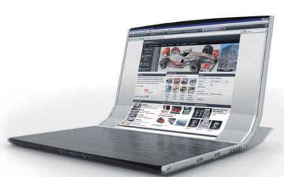 Laptopy przyszłości