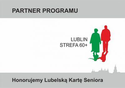 Karta Seniora Strefa Lublin